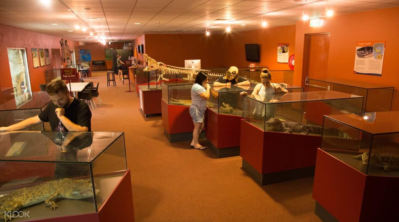 鳄鱼展览馆