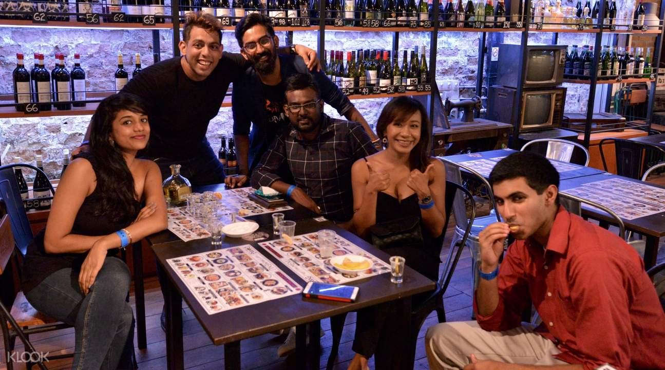 singapore bar tours