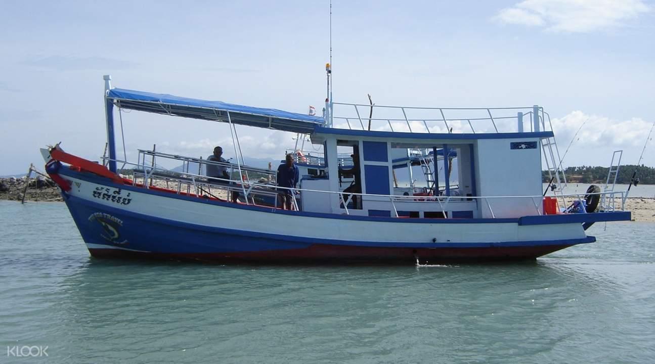 蘇美大海釣魚歷險