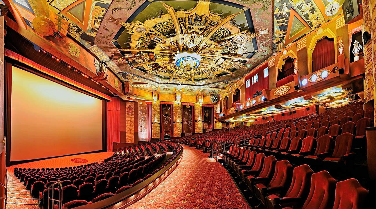 Chinese Grauman Theater Tour