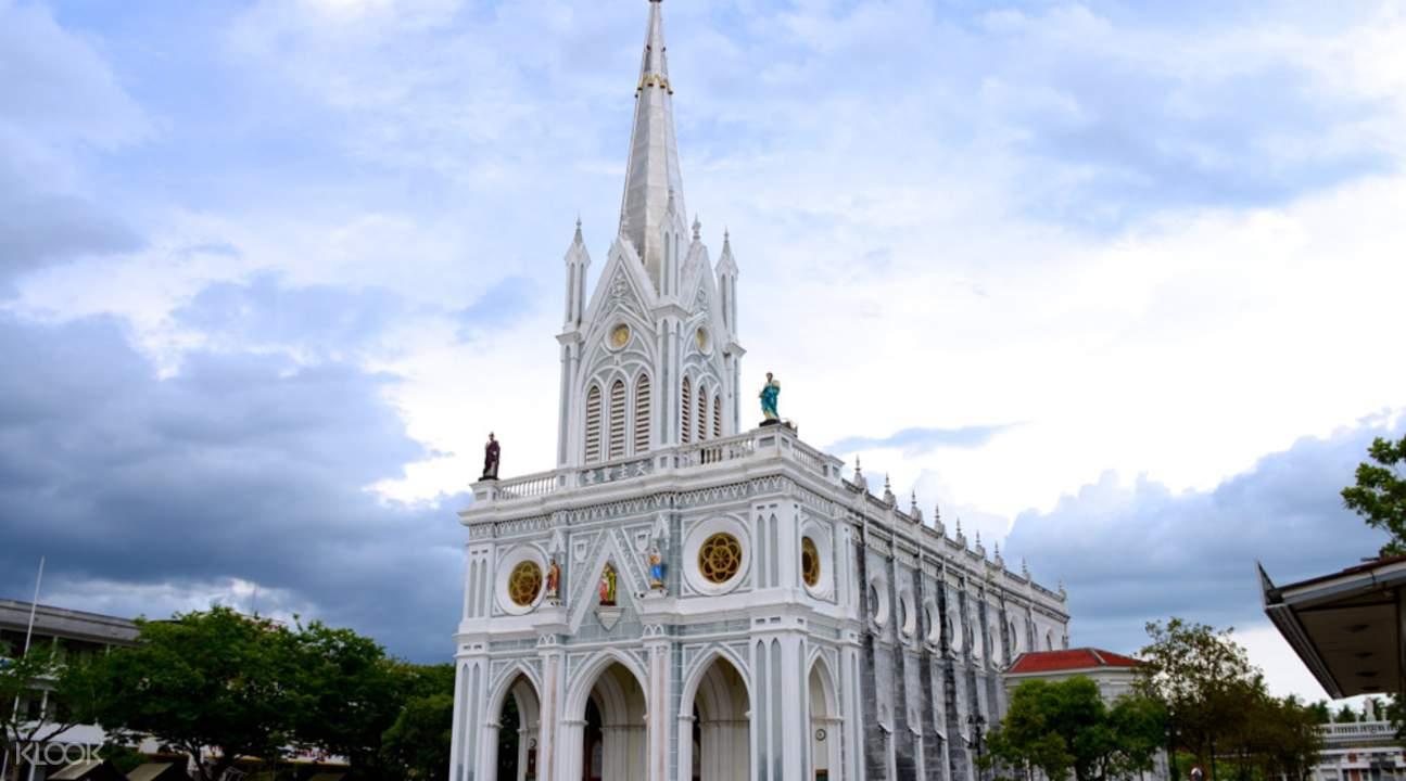 cathedral in bangkok