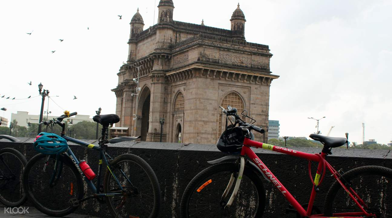 Mumbai bicycle tour