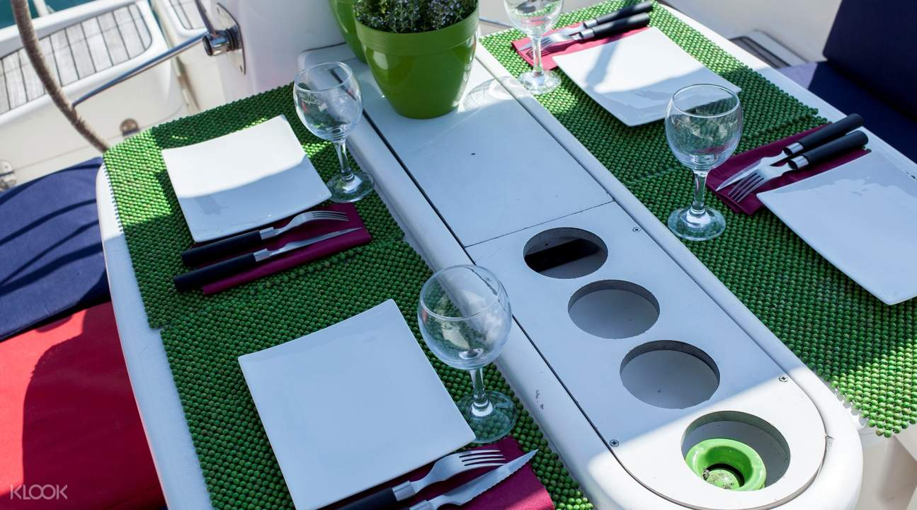 巴塞罗那帆船海鲜家宴