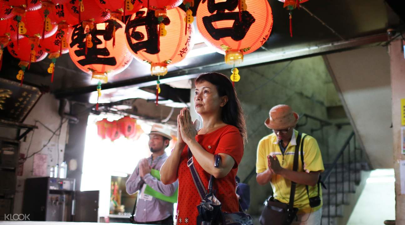 台中舊城巡禮&太陽餅手作體驗