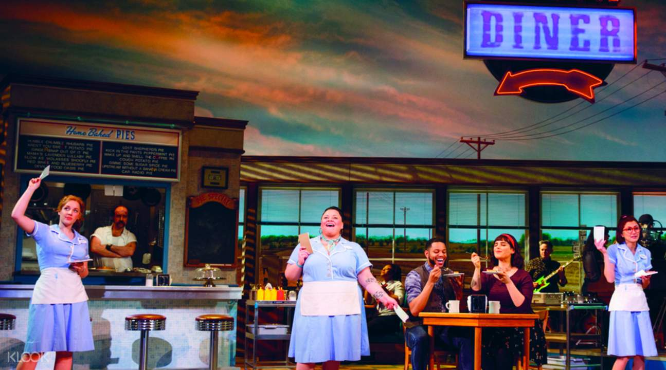 waitress broadway tickets new york