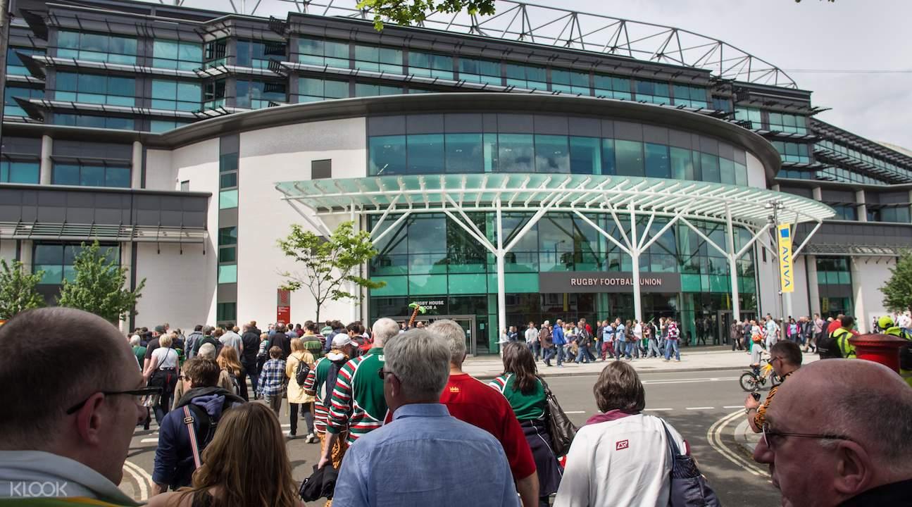 twickenham stadium tour, twickenham world rugby museumand stadium tour, the world rugby museum at twickenham, twickenham stadium london, stadium tour of twickenham