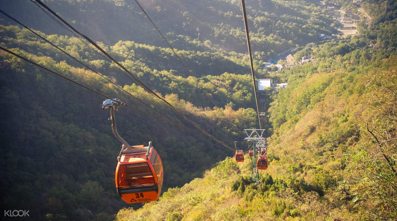 Badaling cable car