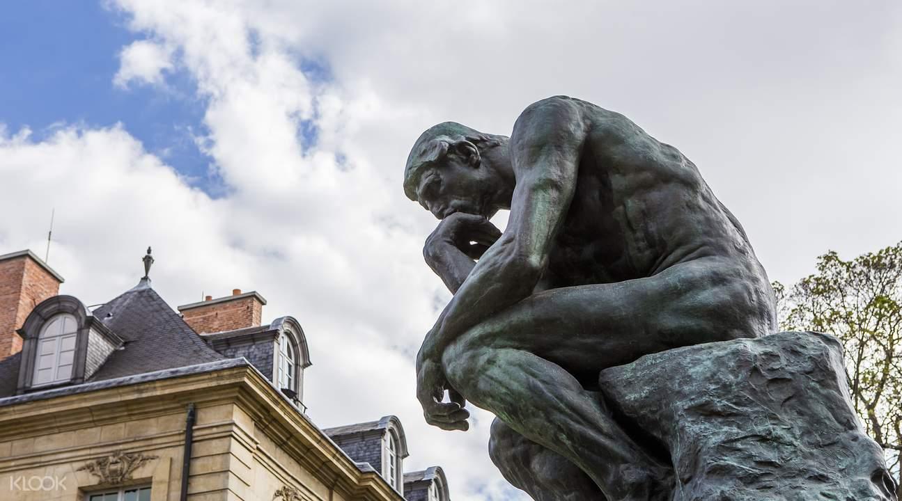 巴黎罗丹博物馆