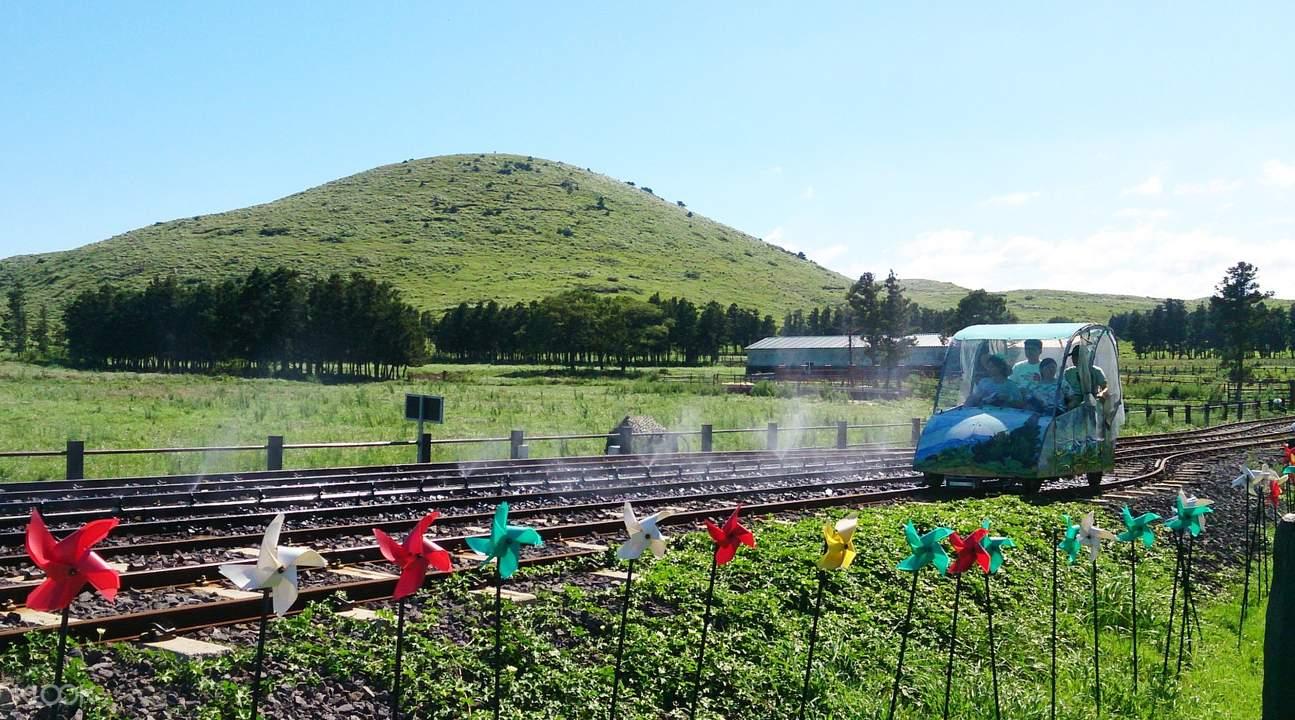 济州铁道自行车