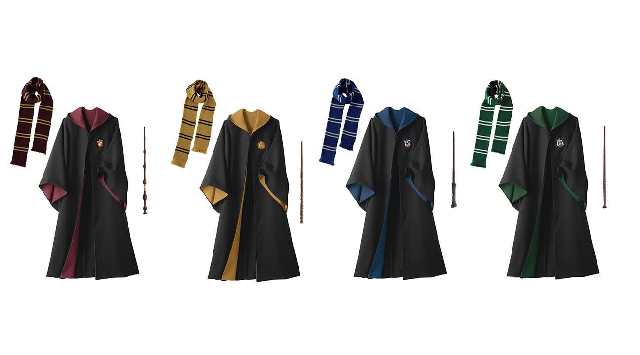 日本环球影城哈利波特巫师袍