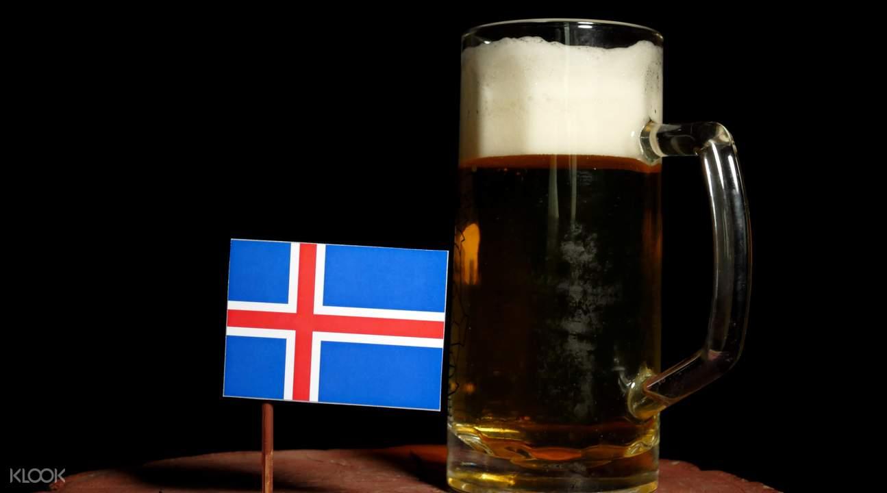 beer tasting reykjavik