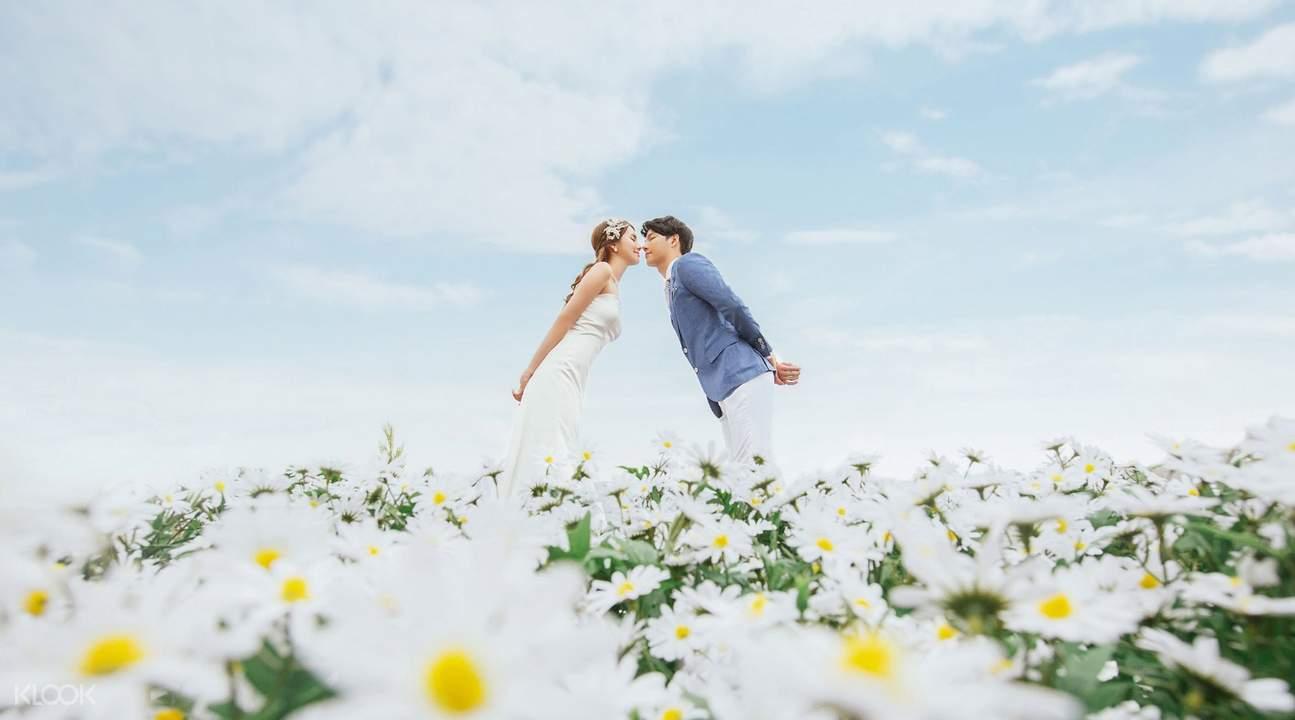 kdrama wedding photography