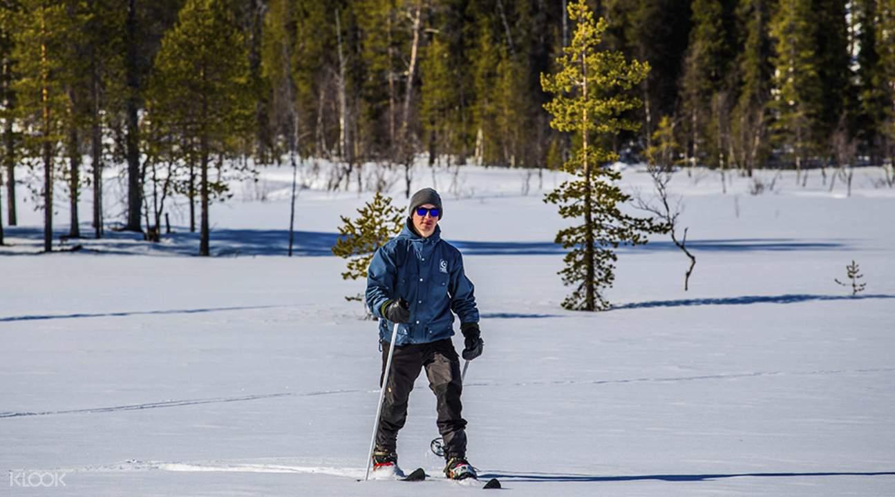 罗瓦涅米滑雪