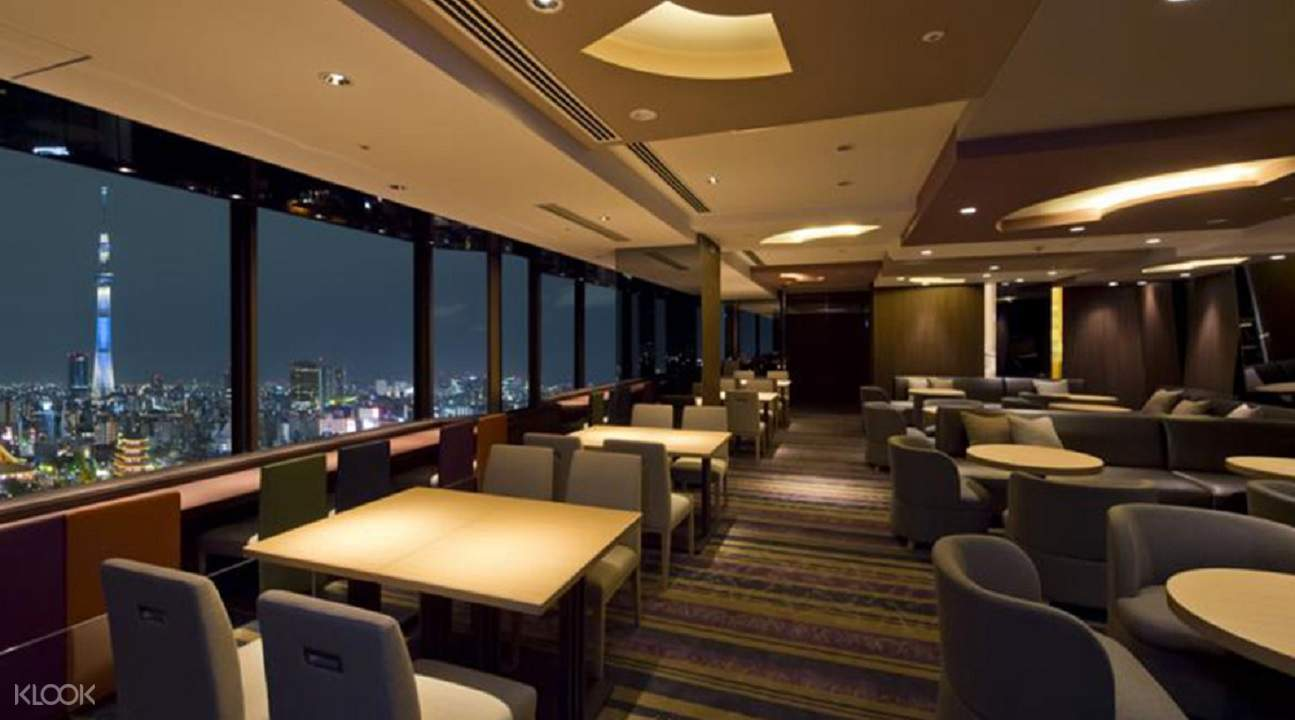 musashi restaurant asakusa view hotel