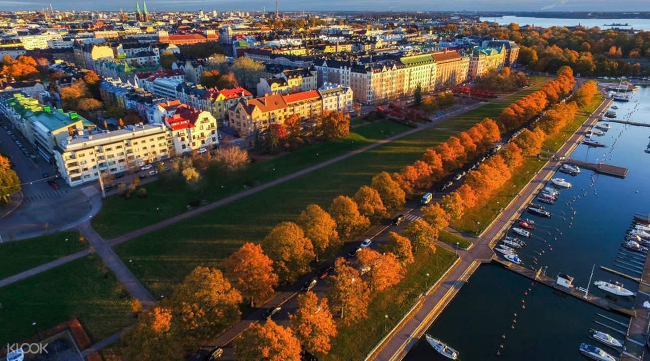 赫尔辛基观光