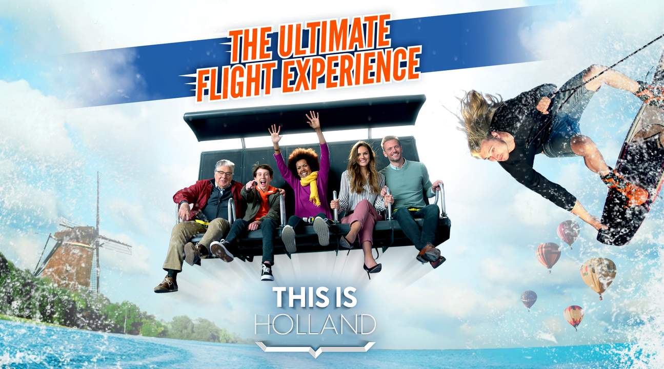 ultimate fly experience this is holland