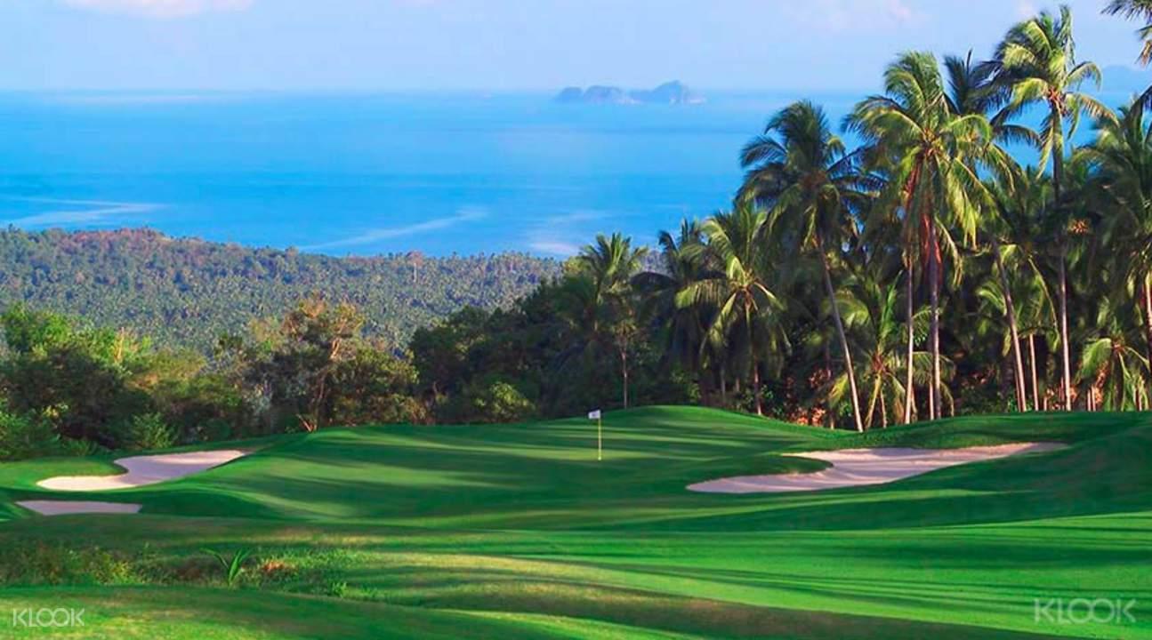 泰国苏梅岛锦标级高尔夫俱乐部