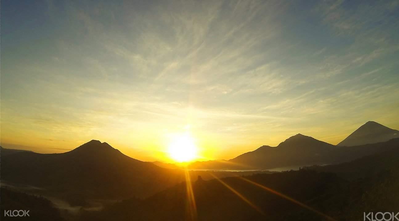 bali sunrise tour