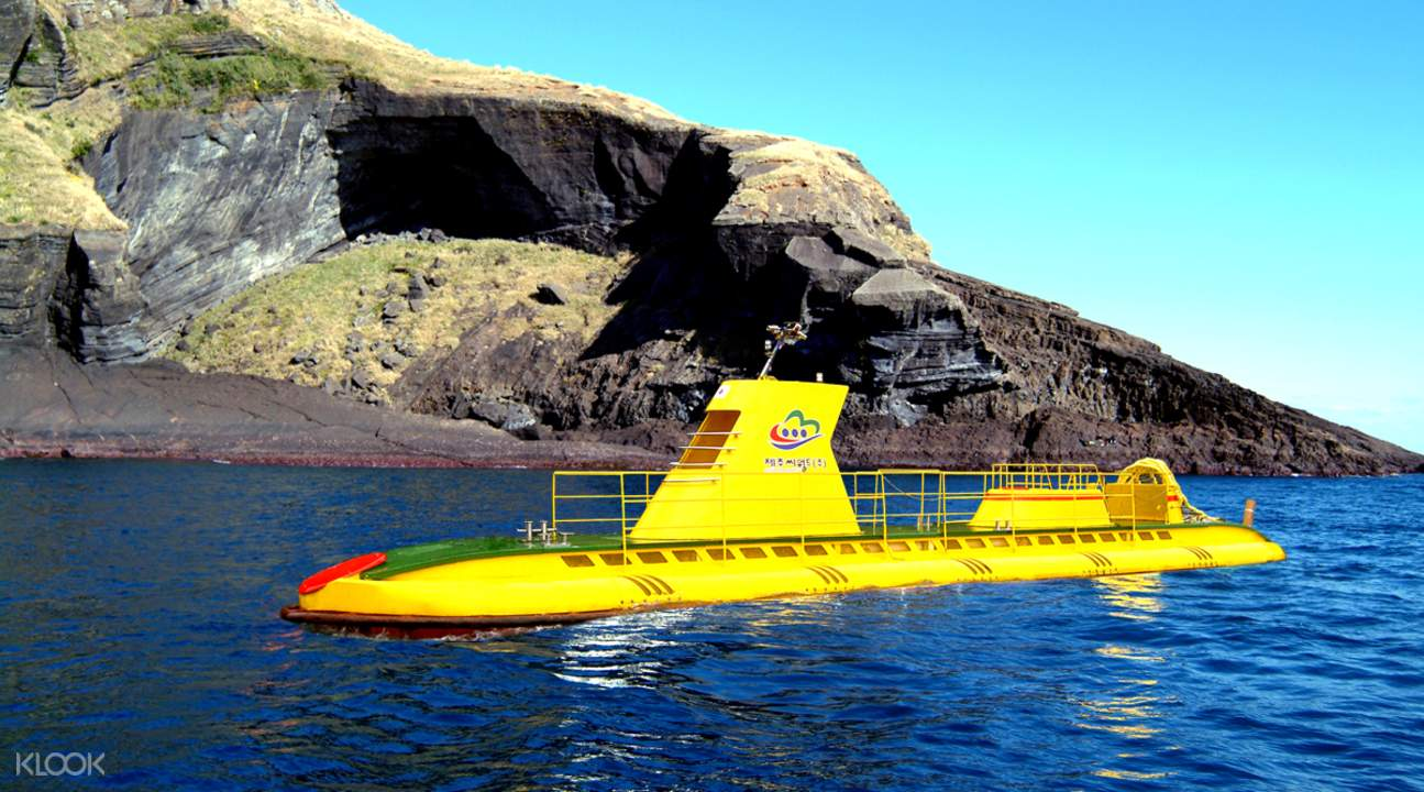 Udo Island Submarine