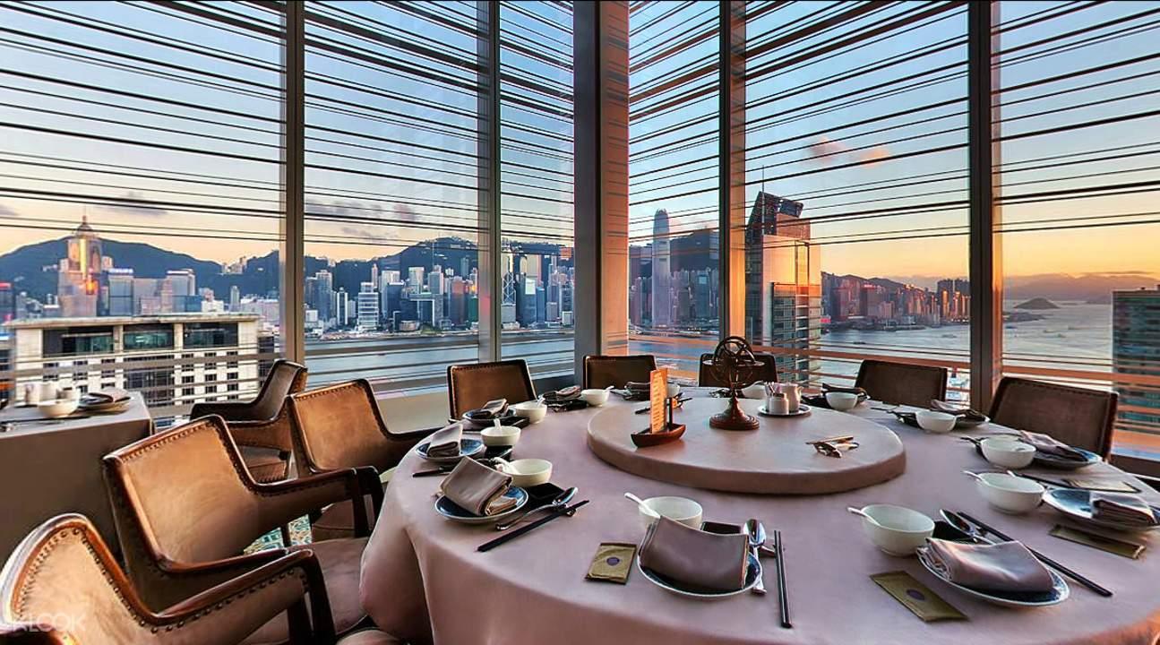 best hong kong restaurant view