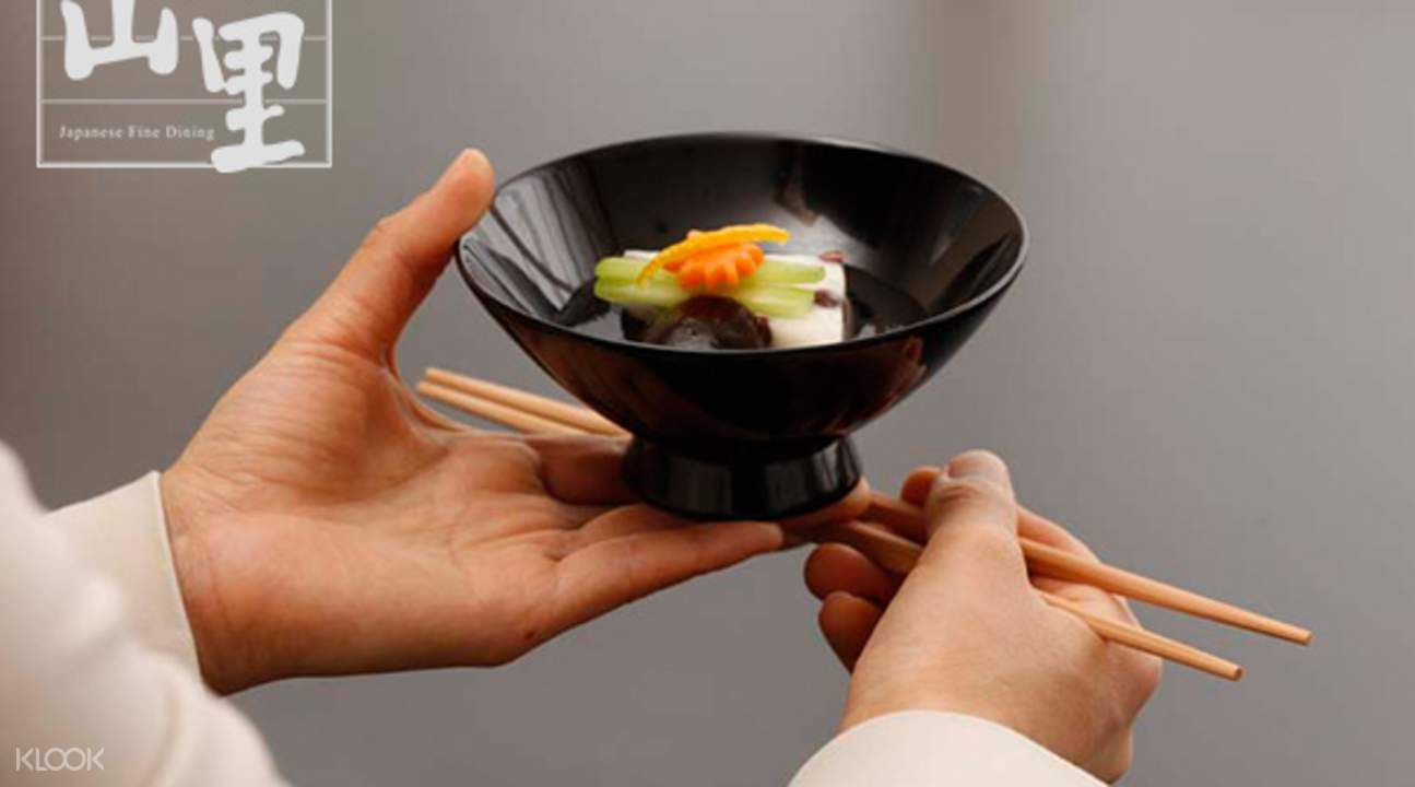 yamazato food