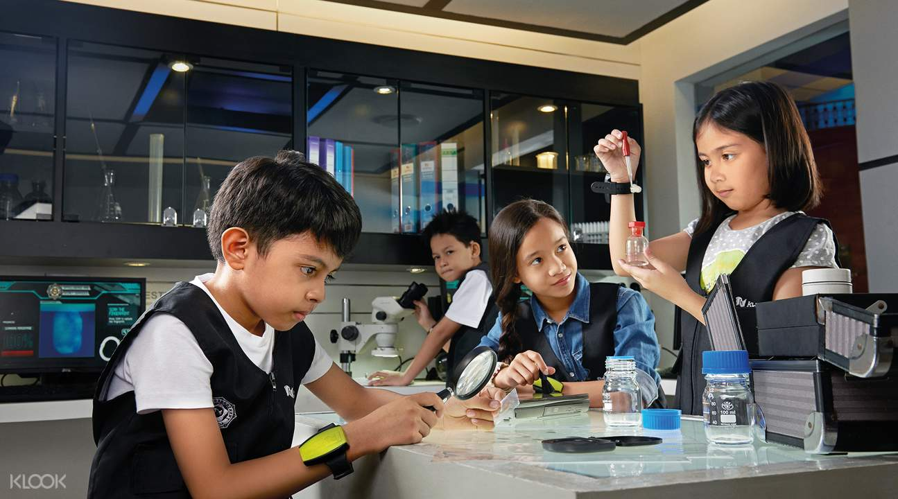 Kidzania tickets