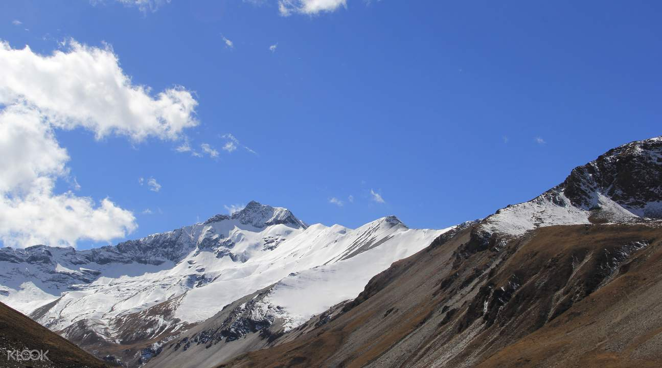 不丹北部高山徒步