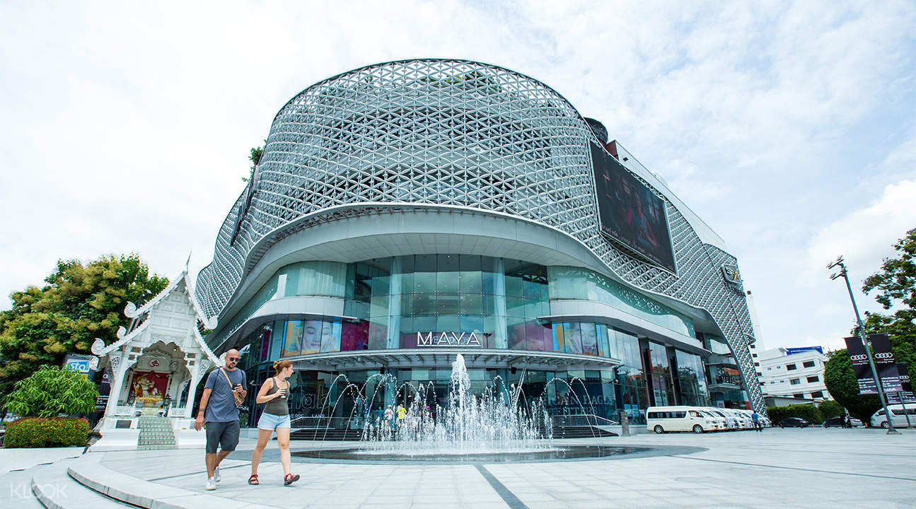 shopping mall in thailand