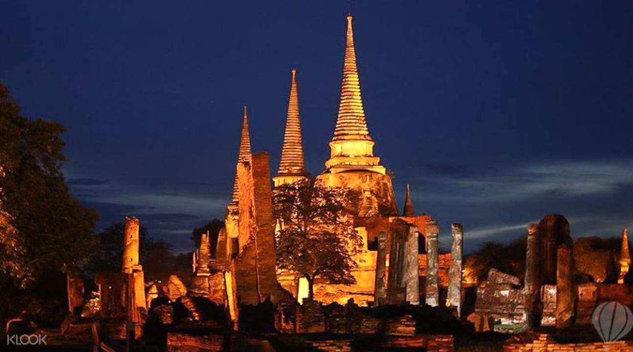 曼谷大城一日行廟宇