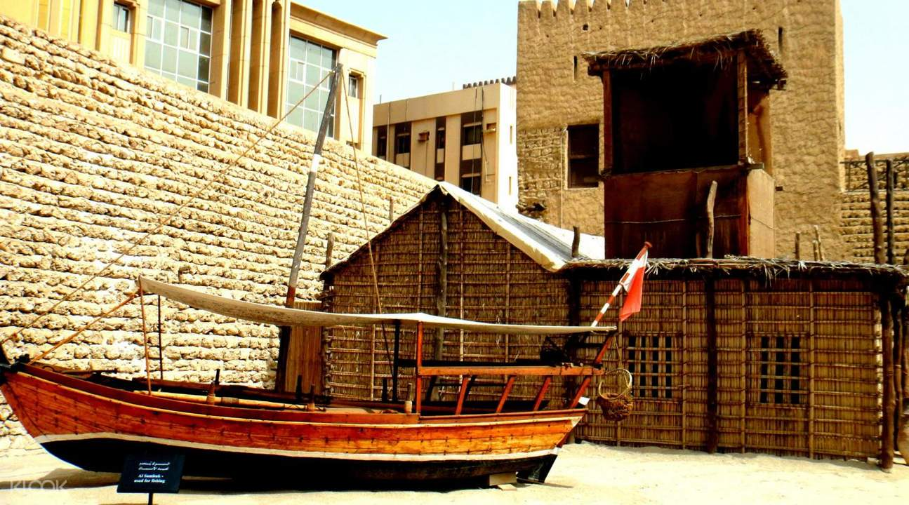 Historic Dubai City Tour