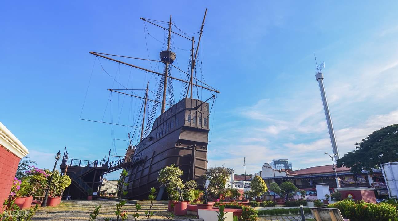 马六甲古城一日游