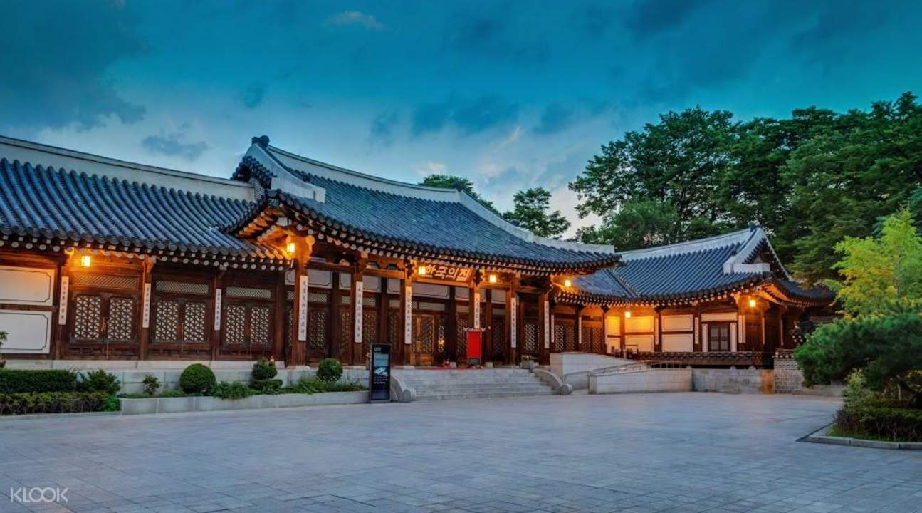 Superb Korea House