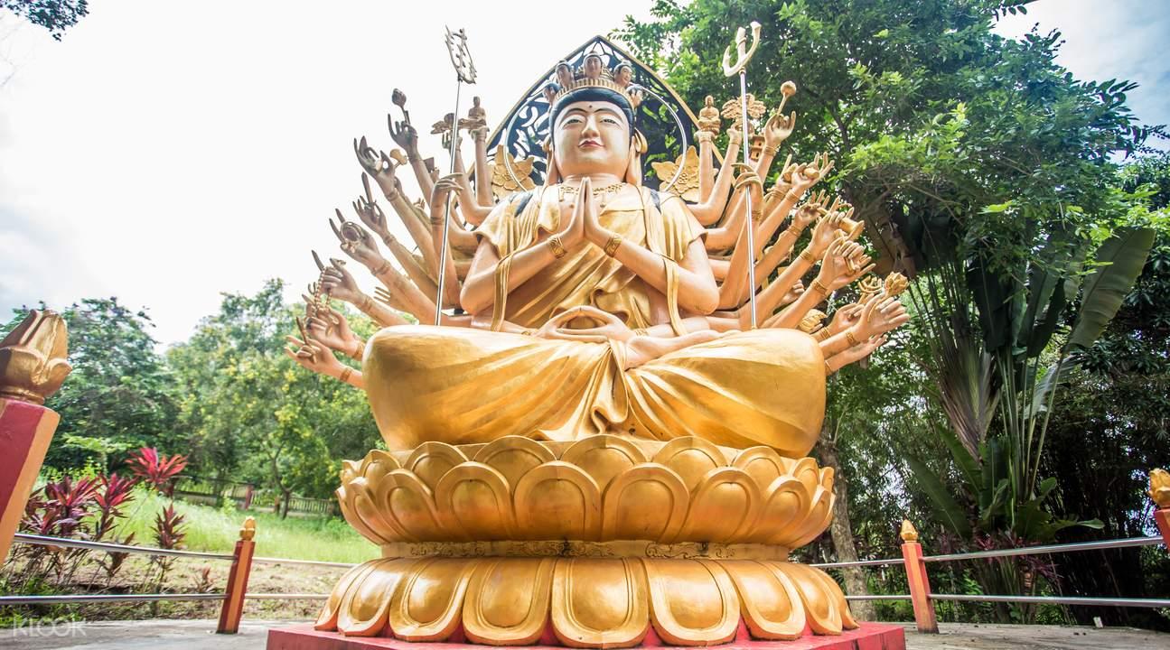 Sengarang temple tour