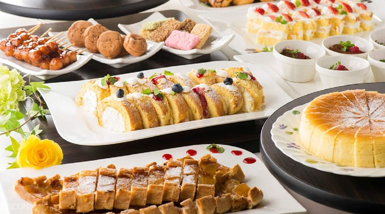 musashi sky grill buffet and bar tokyo