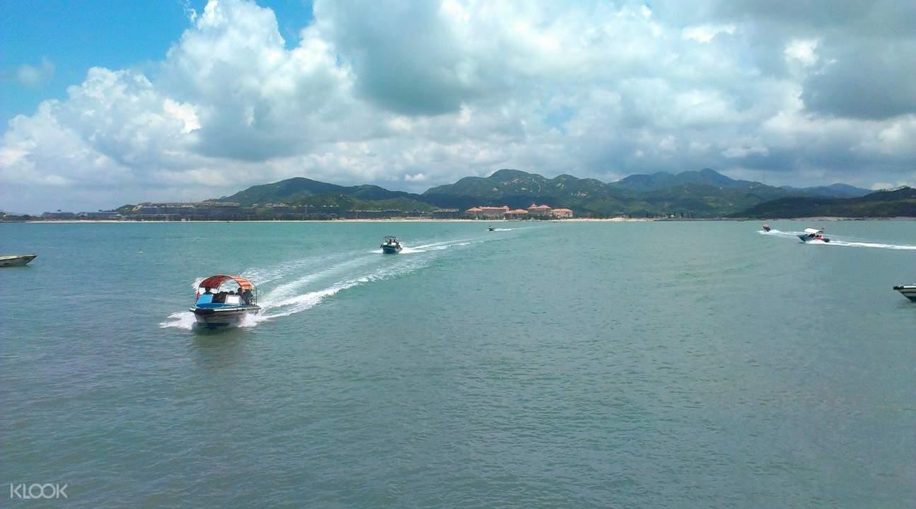 巽寮湾出海游船