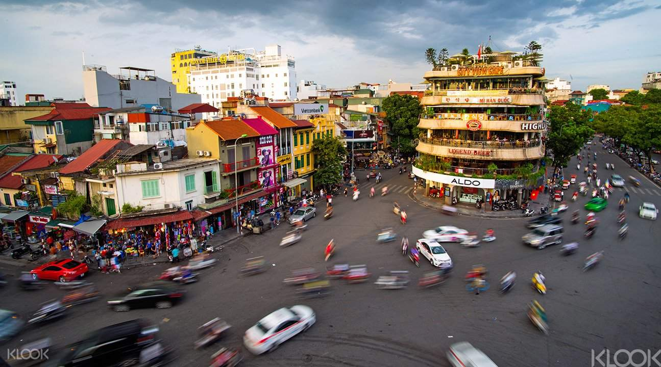 Hanoi private city tour