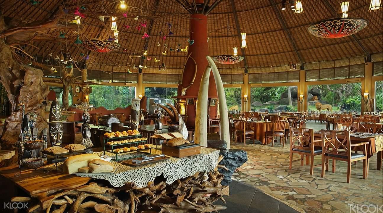 巴厘島野生動物園