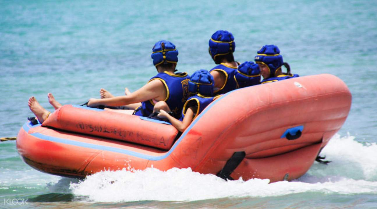 jet skiing kenting