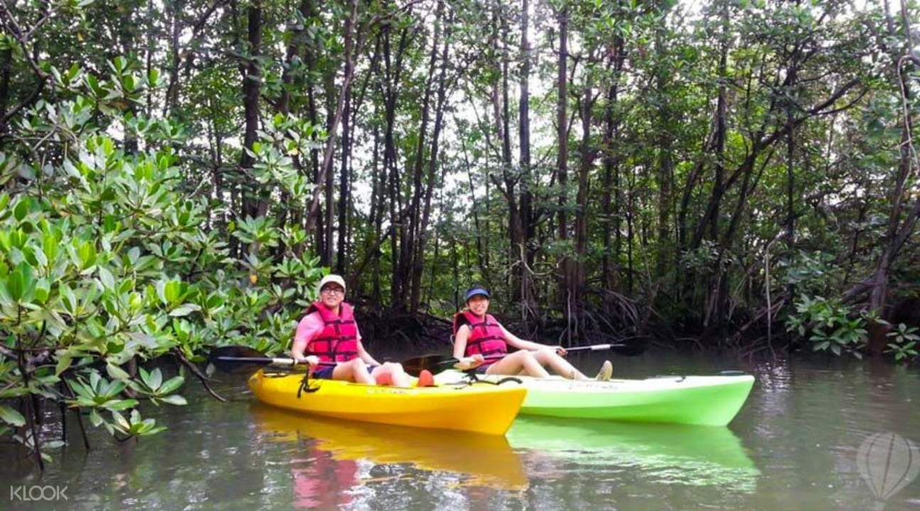 kayaking Singapore