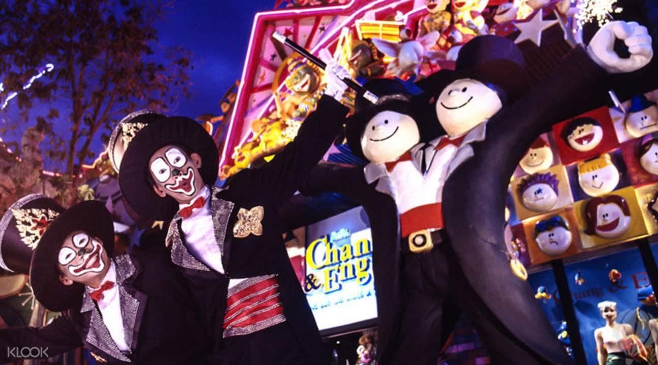 carnival thailand