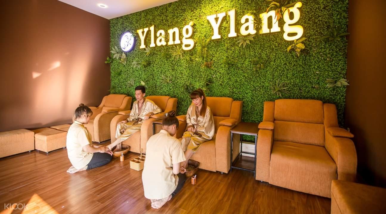 ylang ylang spa hoi an, ylang ylang spa vietnam, ylang ylang spa massage experience, ylang ylang spa massage packages