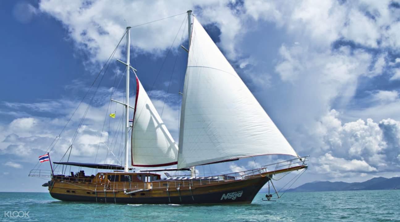 普吉岛游艇一日游