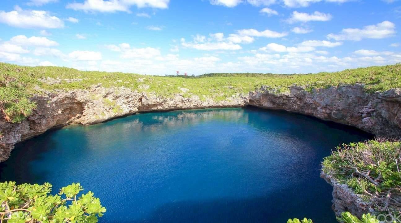 青洞潜水2