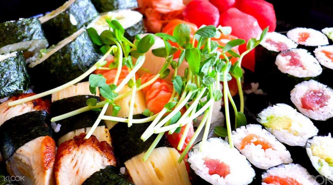 Kelas Pembuatan Sushi