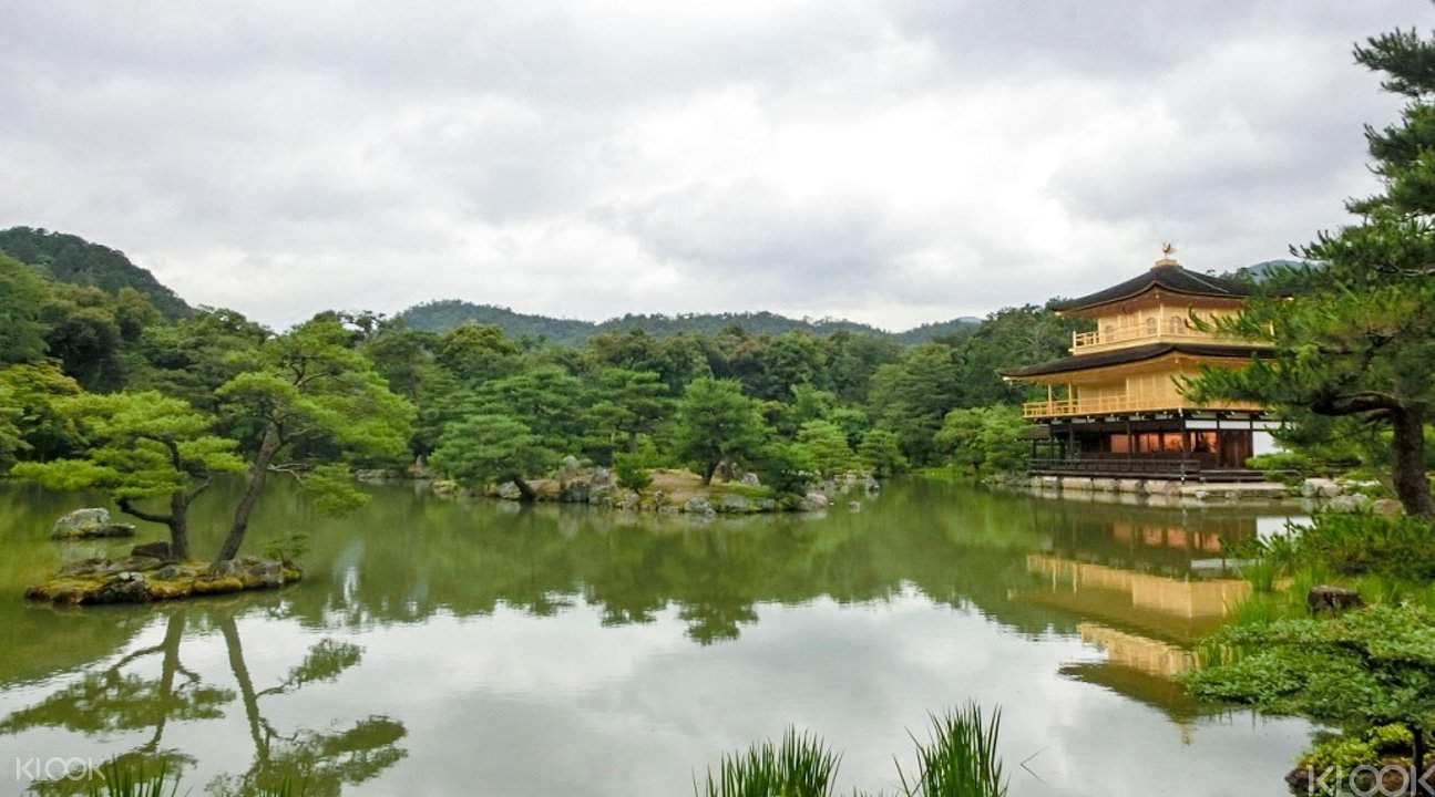 京都名勝晨之美