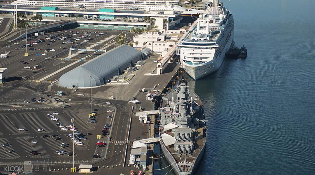 battleship uss iowa museum