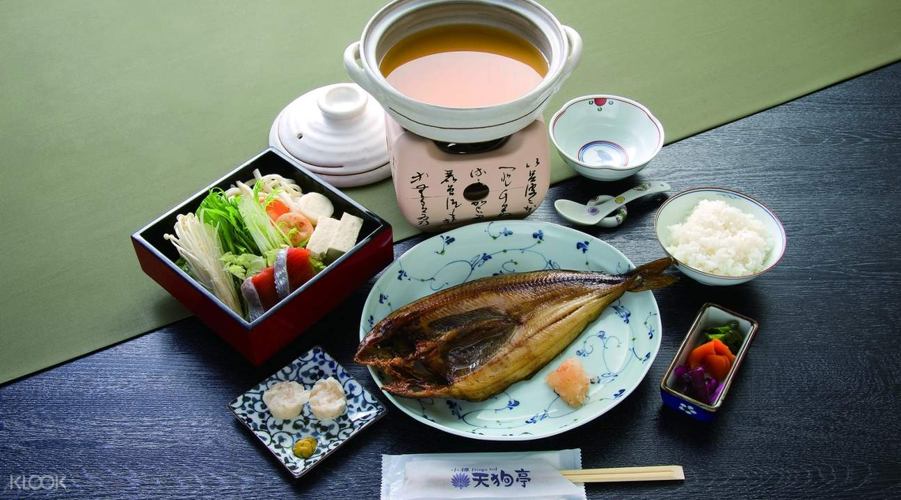 mount tengu restaurant