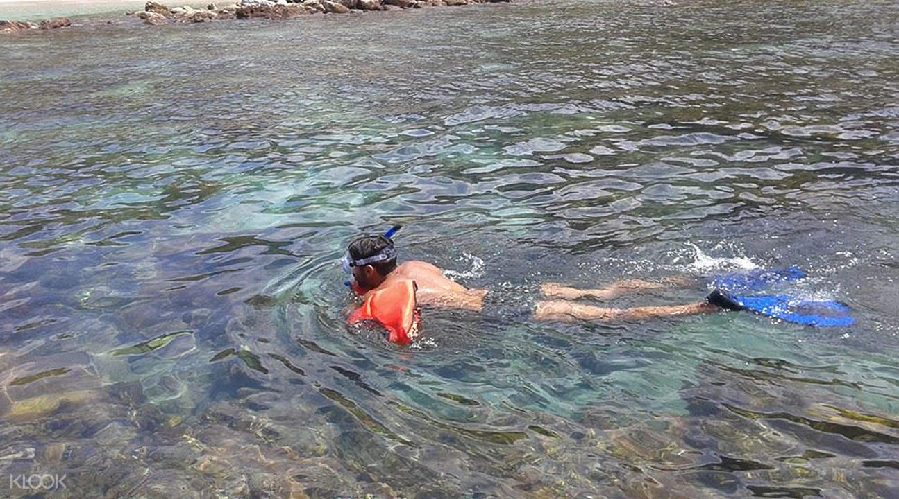 Pattaya snorkeling