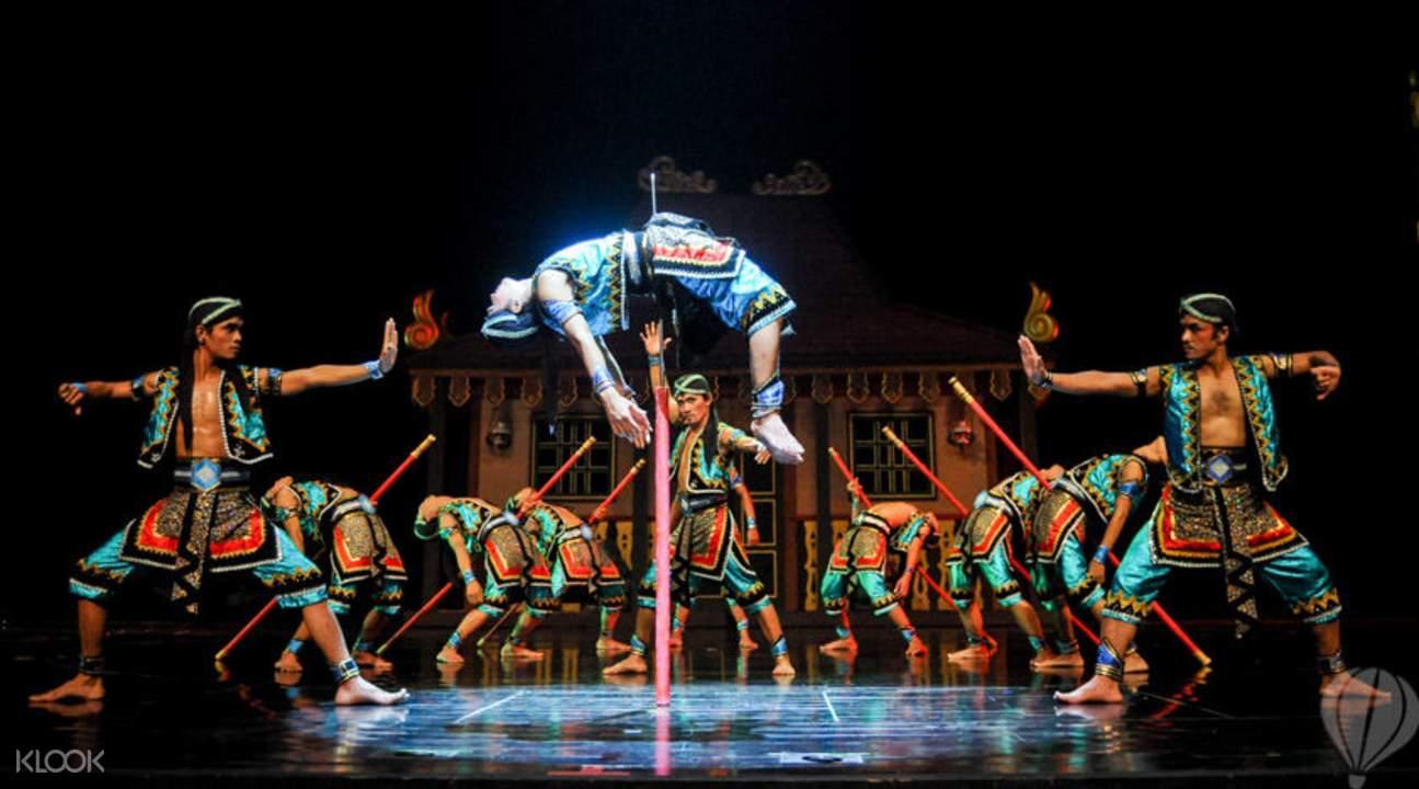 天譚秀:群島的寶藏匯演