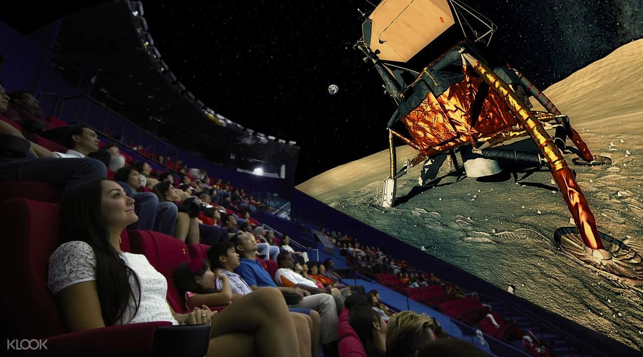 IMAX全天域影院(Omni Theatre)